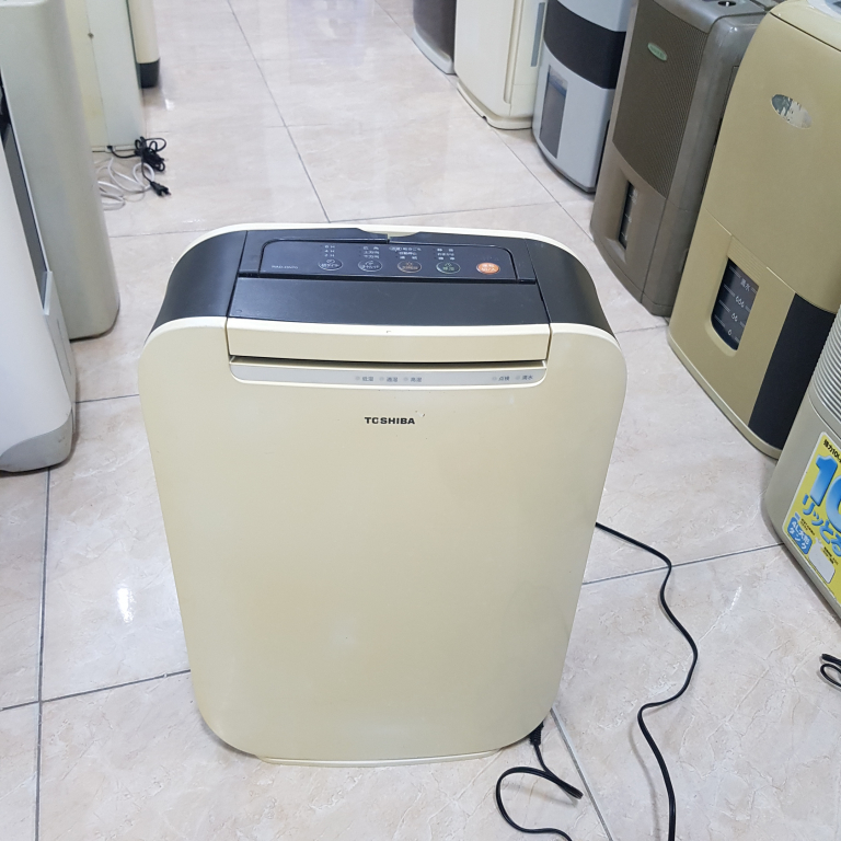Kết quả hình ảnh cho máy hút ẩm toshiba rad-c100dcx