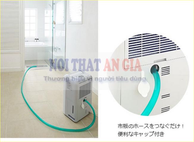 Hệ thống bình chứa nước chống tràn