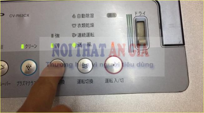 Kiểm tra kỹ sự vận hành của thiết bị là điều cần lưu ý